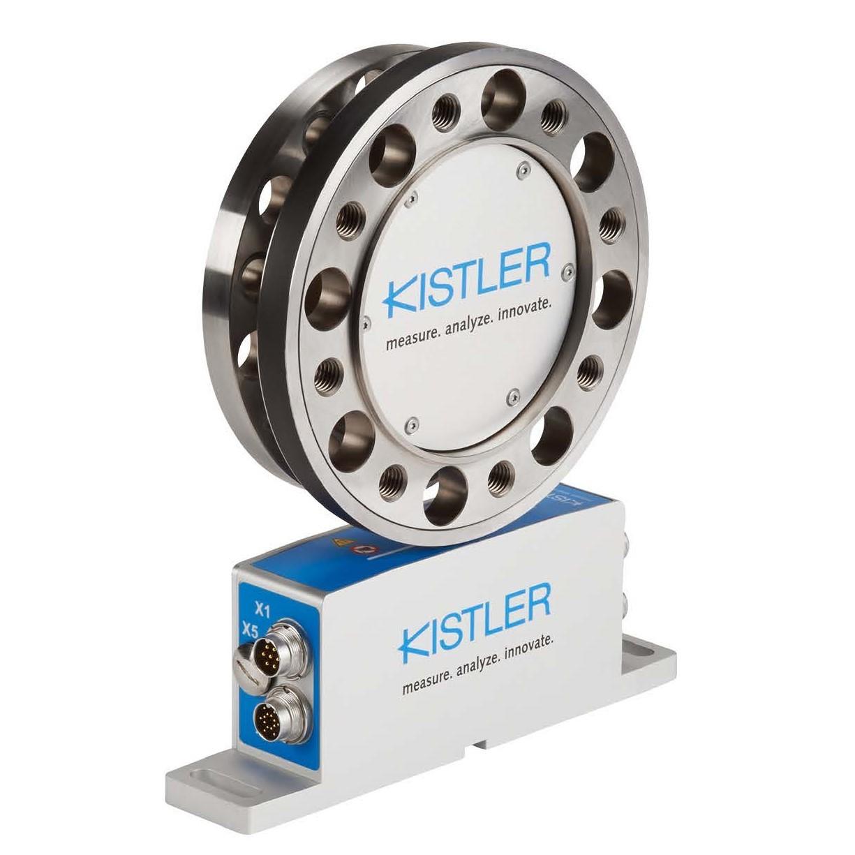 KiTorq Drehmoment-Messflanschsystem Typ 4551A Kistler