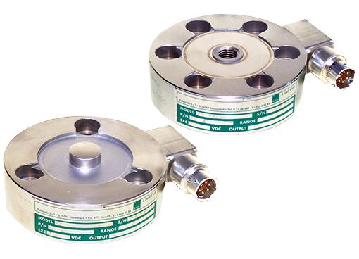Präzisions-Kraftsensoren Typ 85041, 85043, 85073, 85075 burster