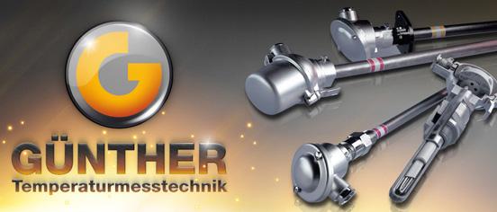 GÜNTHER GmbH Temperaturmesstechnik