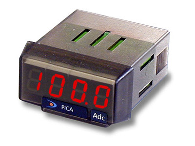 DIGITAL PANEL METERS Serie KOSMOS Typ PICA40-ADC DITEL