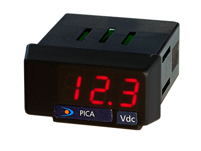 DIGITAL PANEL METERS Serie KOSMOS Typ PICA40-VDC DITEL