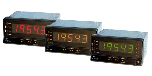 DIGITAL PANEL METERS Serie KOSMOS Typ MICRA-E DITEL