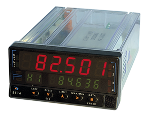 DIGITAL PANEL METERS Serie KOSMOS Typ BETA-MP
