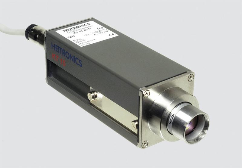 Infrarot Strahlungsthermometer HEITRONICS KT15II