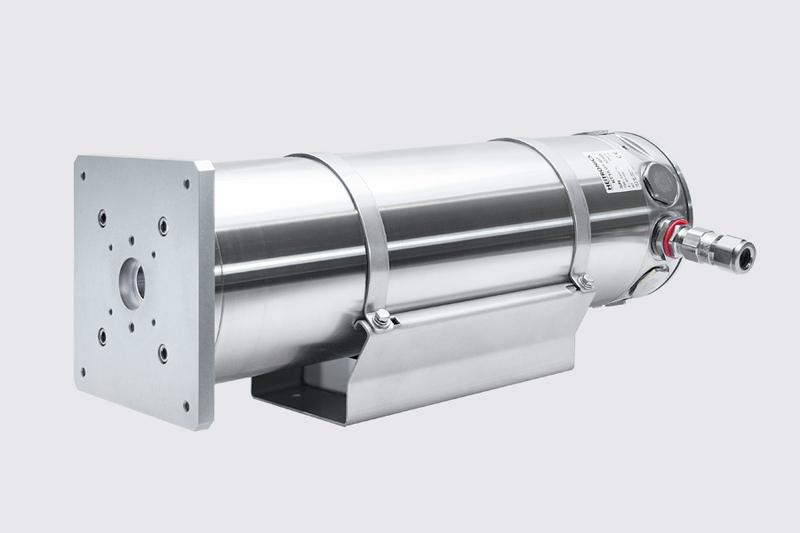 Ex-Schutzgehäuse für HEITRONICS Infrarot Strahlungsthermometer